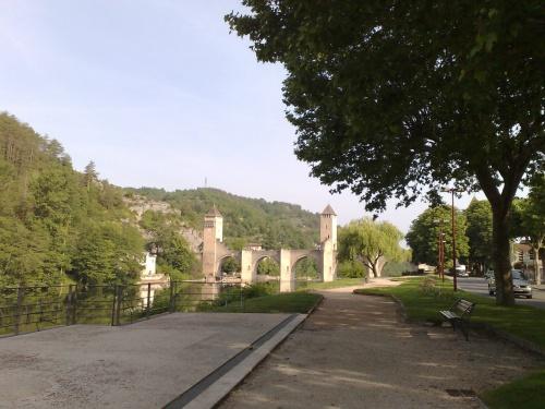 Cahors Brücke