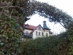 Mondänes Hotel