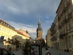 Kirche in Bad Schandau